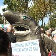 Climate March Paris 2014